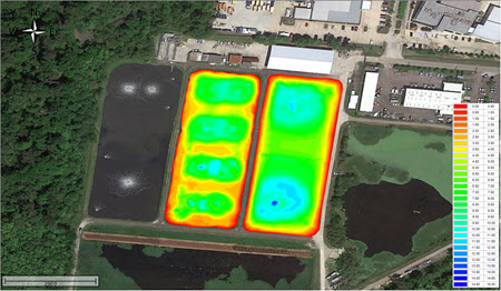 effluent-pond-bathymetry-example