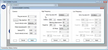 CEE-CONNECT-USV-remote-software